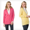 $34.99 for a Women's Cashmere Cardigan