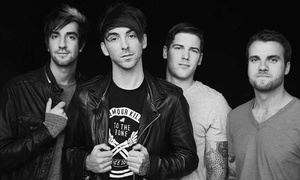 All Time Low & Sleeping With Sirens: All Time Low and Sleeping with Sirens on November 2 at 6 p.m.
