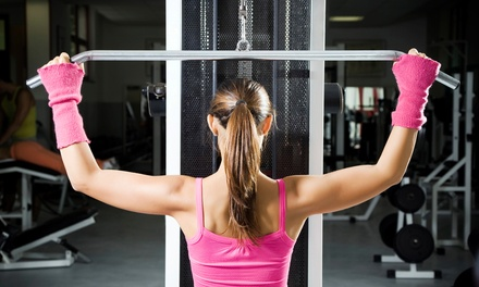 30 or 90 Days of Fitness-Facility Use at Contours Express - Danbury (Up to 59% Off)