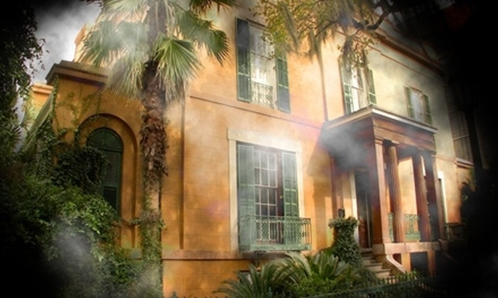 Sorell-Weed House - Downtown Savannah: Ghost Tour for Two or Four at the Sorrel-Weed House (Up to 61% Off)