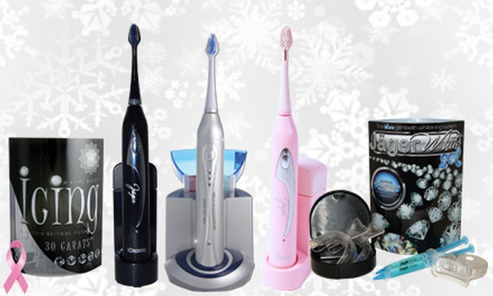 Bling Dental Products: $50 for $220 Toward In-Home Teeth-Whitening and Dental Products from Bling Dental