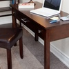 Simpli Home Avalon Collection Writing Office Desk