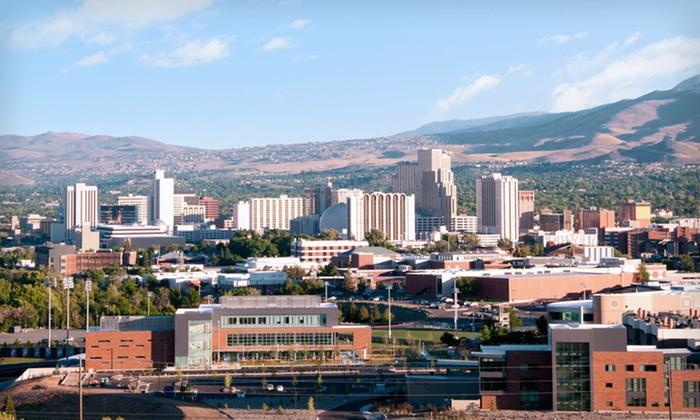 Ramada Reno Hotel & Casino  - Reno: One- or Two-Night Stay for Two at Ramada Reno Hotel & Casino in Reno, NV