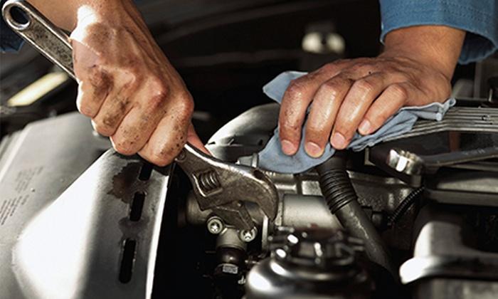 Mandoulidis Auto Repair - Peabody: $81 for $180 Worth of Services at Mandoulidis Auto Repair