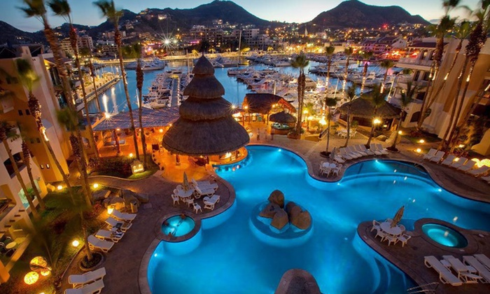 Marina Fiesta Resort & Spa - CABO SAN LUCAS: Four- or Seven-Night Stay with Optional All-Inclusive Package at Marina Fiesta Resort & Spa in Cabo San Lucas