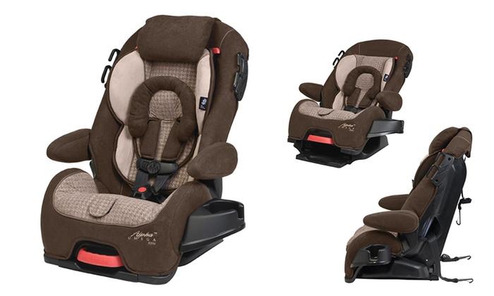 Alpha Omega Elite Car Seat Harness - Cancer Treatment