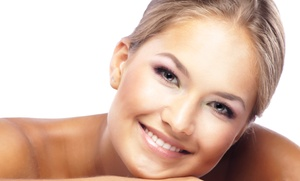 Pour Le Corps: Aromatherapy Facial or Microdermabrasion at Pour Le Corps (Up to 42% Off)