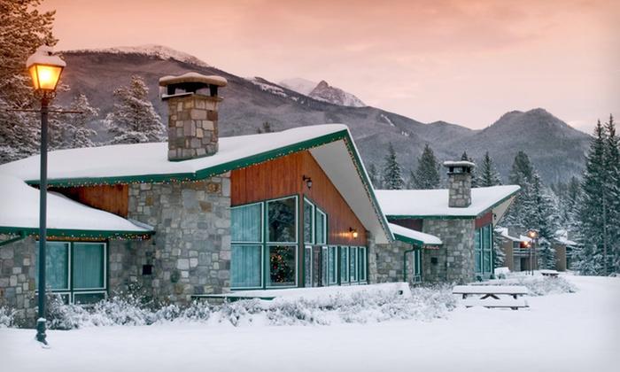 The Fairmont Jasper Park Lodge - Jasper: Two- or Three-Night Stay at The Fairmont Jasper Park Lodge in Jasper, AB