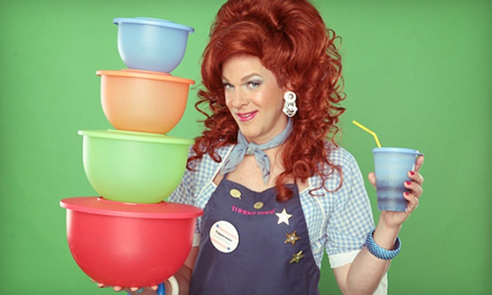 """""""Dixie's Tupperware Party"""" - Downtown: $20 to See Pittsburgh CLO's """"Dixie's Tupperware Party"""" at The Cabaret at Theater Square (Up to $44.75 Value)"""