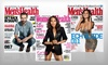 """""""Men's Health"""" or """"Women's Health"""" Subscriptions: One-Year Subscription to """"Men's Health"""" or """"Women's Health"""" (Up to 66% Off). Free Shipping."""