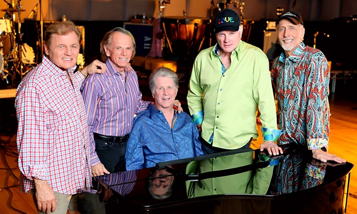 The Beach Boys and America - Amphitheater at the Wharf: The Beach Boys and America at The Amphitheater At the Wharf on Saturday, May 23, at 8 p.m. (Up to 49%Off)