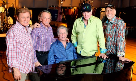 The Beach Boys and America at The Amphitheater At the Wharf on Saturday, May 23, at 8 p.m. (Up to 49%Off)