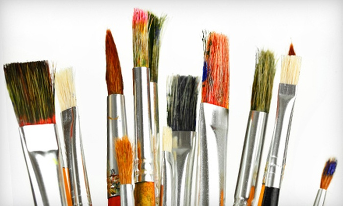 Life's A Canvas - Orange Beach: $17 for a Two-Hour Painting Class at Life's a Canvas ($35 Value)