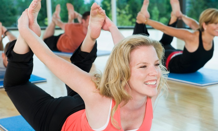 Chico Hot Yoga - Chico: Five Yoga Classes at Chico Hot Yoga (Up to 75% Off)