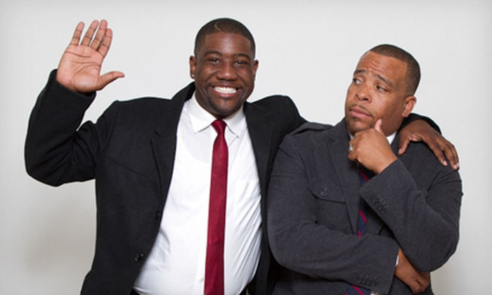 Friday Nights with Clint Coley and Tahir Moore - Mid-Wilshire: Friday Nights with Clint Coley and Tahir Moore for Two or Four on July 12 or 19 at 8 p.m. (Up to 63% Off)