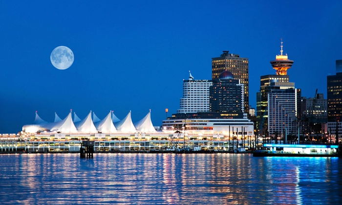 Century­-Plaza Hotel & Spa - Vancouver, British Columbia: Stay at Century-Plaza Hotel & Spa in Vancouver, BC