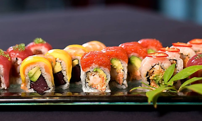 Marssa Steak & Sushi - Henderson, NV : $30 for $50 Worth of Sushi and Steakhouse Cuisine for Dinner at Marssa Steak & Sushi