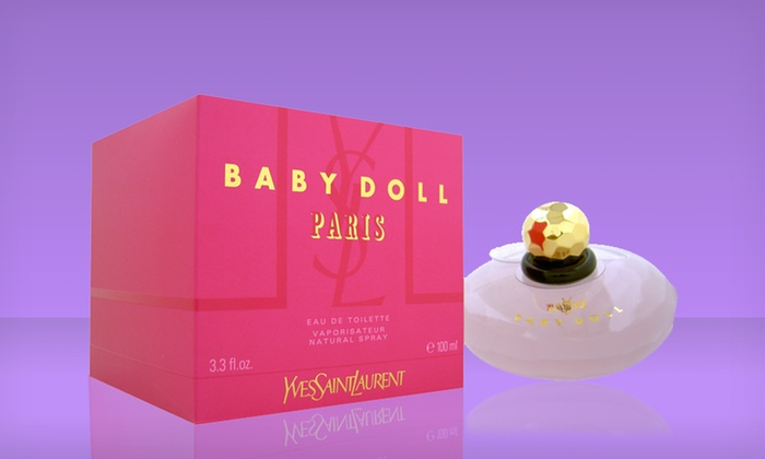 Baby Doll by Yves Saint Laurent: $39.99 for Baby Doll by Yves Saint Laurent Eau de Toilette ($88 List Price). Free Shipping.