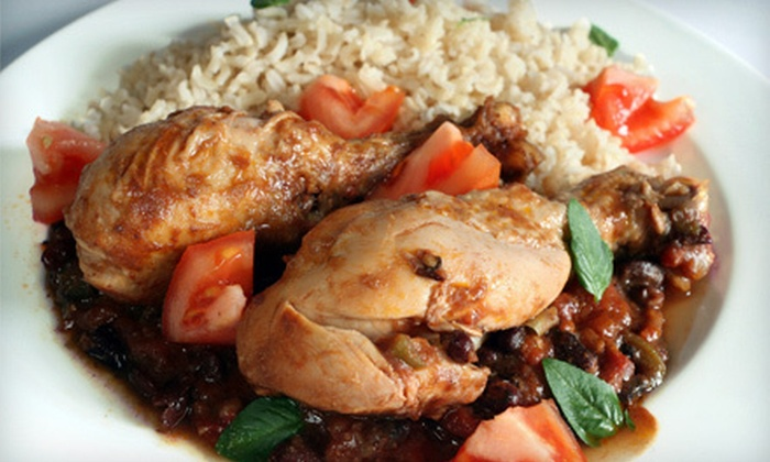 Chan Chan Cafe Cubano - Castro: $17 for $35 Worth of Cuban Food at Chan Chan Cafe Cubano