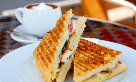 Food and Beverages at Joe Black Coffee Bar (Up to 40% Off).