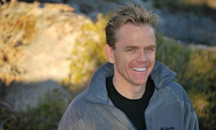 Christopher Titus Featuring Rachel Bradley - Riverside: Christopher Titus Featuring Rachel Bradley at Knitting Factory Concert House on December 15 at 8 p.m. (Up to 40% Off)