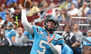 Philadelphia Soul: Philadelphia Soul Game and a Pre-Game Field Pass on April 11 or May 14