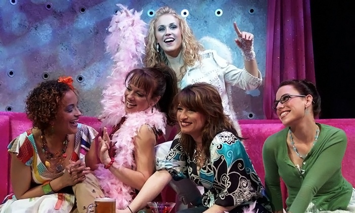 """""""Girls Night: the Musical"""" - Warner Theatre: """"Girls Night: The Musical"""" at Warner Theatre on Friday, October 17, at 8 p.m. (Up to 34% Off)"""