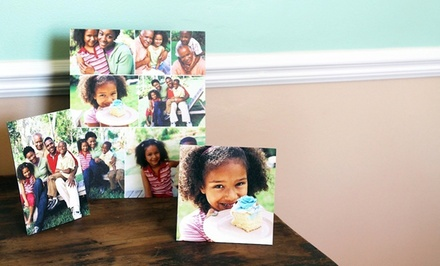 Customizable Photo-Canvas Panel from Collage.com
