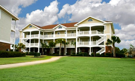 four in a two bedroom condo at ironwood myrtle beach barefoot resort