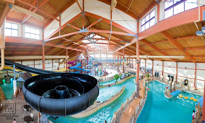 Indoor Water Park Passes Fort Rapids Indoor Waterpark Groupon