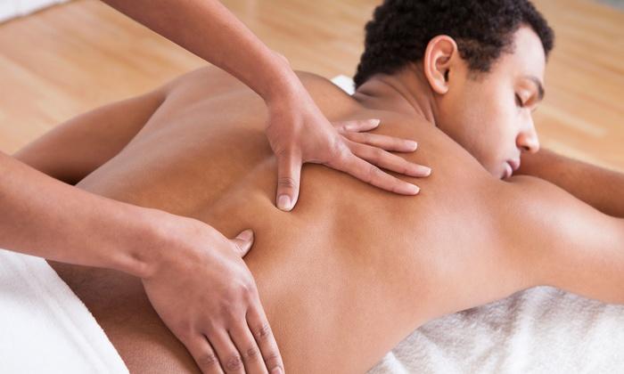 Momentum Therapeutic Massage at Luca Shea Salon - Luca Shea Salon: 60- or 90-MinuteDeep-Tissue orSwedish Massage fromMomentum Therapeutic Massage (Up to 49% Off)
