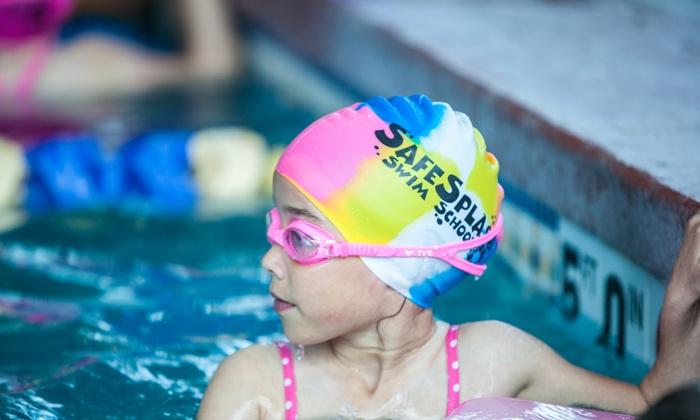 SafeSplash Swim School Oregon (Beaverton) - SafeSplash Swim Scool Located within LA Fitness: Up to 57% Off Swimming Packages at SafeSplash Swim School Oregon