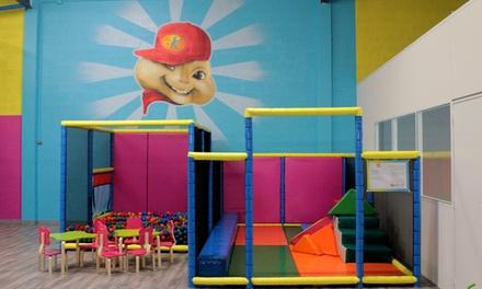 1, 2 ou 3 entrées pour passer la journée au parc récréatif Dream'Kidz à partir de 5,90 €