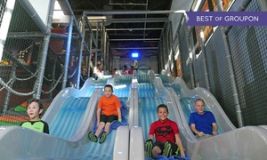 Urban Jungle Fun Park: Passes and Playtime at Urban Jungle Fun Park (Up to 40% Off). Seven Options Available.