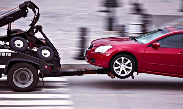 Tow Workx - Antioch: $38 for $69 Worth of Roadside-Assistance Services from Tow Workx