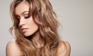 Red Stone Spa & Salon: One or Two Haircuts with Deep-Conditioning Treatments and Styles at Red Stone Spa & Salon (Up to 54% Off)