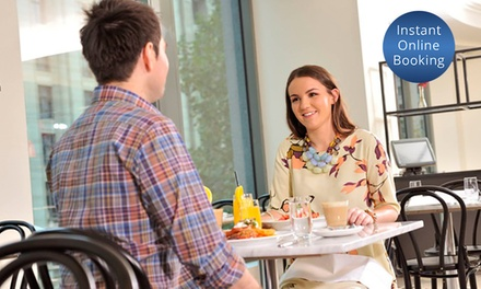 Breakfast Buffet for Two $39 or Four People $78 at Lane Restaurant, Novotel Melbourne on Collins Up to $132 Value