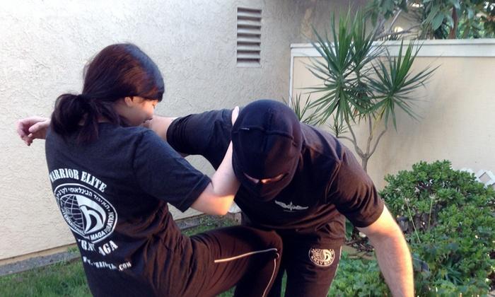 Warrior Elite Krav Maga - Rancho Bernardo: Up to 74% Off Krav Maga Classes at Warrior Elite Krav Maga