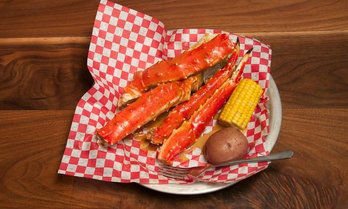 Dive Bar - Lakeview: Seafood, Sliders, Fried Chicken, and Tropical Drinks at Dive Bar ( 46% Off). Two Options Available.
