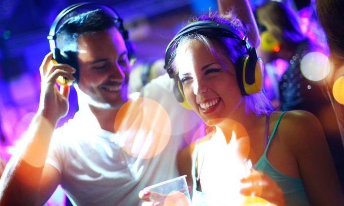 "Silent Night - Club Love Nightclub: ""Silent Night"" at Love Nightclub with Headphones and Drinks on Friday, February 5, at 11 p.m."
