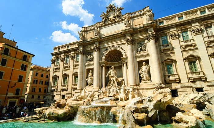 2 To 4 Night 4 Rome Getaway With Flights At Bargain Late