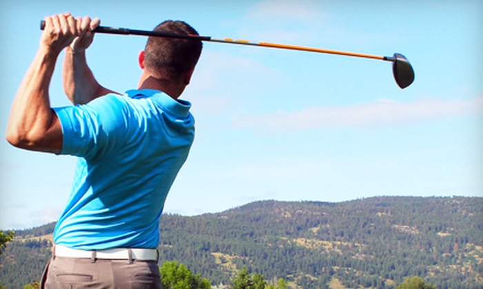 St. James 1st Tee Fitness & Performance - St. James: One, Two, or Three 60-Minute Golf-Simulator Sessions at St. James 1st Tee Fitness & Performance (Up to 60% Off)