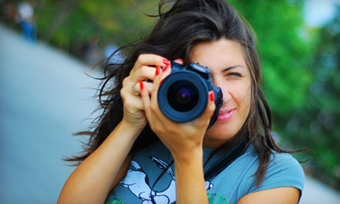 Digital Photo Academy - Central Jersey: Composition in the Field Class for One or Two, or Beginner Photoshop Course from Digital Photo Academy (Up to 55% Off)