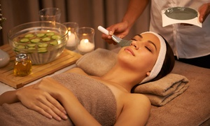 New Vogue Beauty Spa: Deep-Cleaning or Rejuvenating Facials with Mesotherapy Treatments at New Vogue Beauty (Up to 79% Off). 4 Options