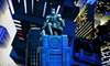 """Batman Live - Central San Jose: """"Batman Live"""" at HP Pavilion at San Jose on September 21, 22, or 23 (Up to 47% Off). Two Seating Options Available."""