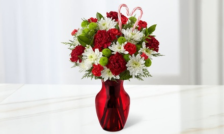 FTD.com Heart of the Holidays Mixed Bouquet