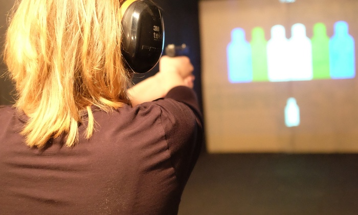 Rangemasters Training Center - Clive: Up to 67% Off gun range package at Rangemasters Training Center
