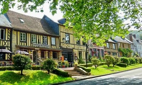 Normandie : 1 nuit avec petit-déjeuner et dîner en option à l'Auberge de l'Abbaye du Bec-Hellouin pour 2 personnes