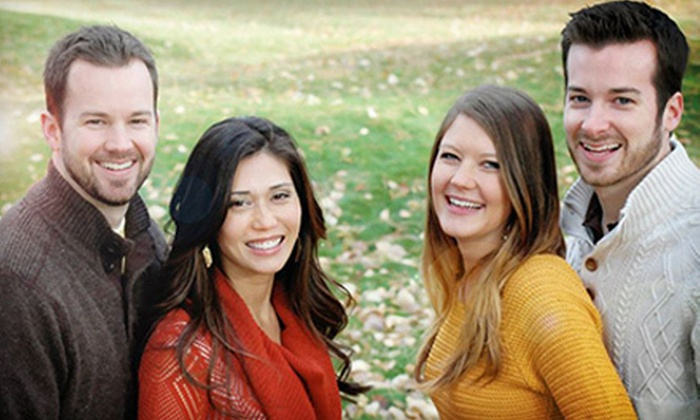 Courtney Dyer Photography - Reno: $49 for a 60-Minute Photo Shoot with Prints and a CD of 10 Edited Images from Courtney Dyer Photography ($200 Value)