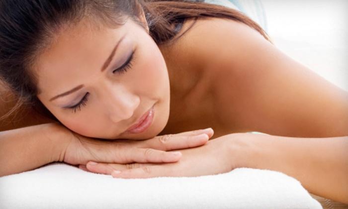 Venus Esthetics - Rossville: One-Hour Swedish or Reflexology Massage, European Facial, or Both at Venus Esthetics (Up to 63% Off)